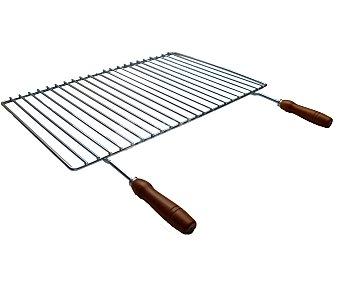 TRESDOGAR Parilla de hierro de 69x68 centímetros 1 unidad