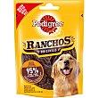 Ranchos originals snacks para perros adultos con pollo envase 70 G Envase 70 g Pedigree