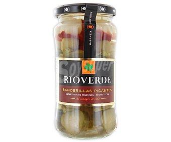 Rioverde Banderillas picantes Tarro 150 g