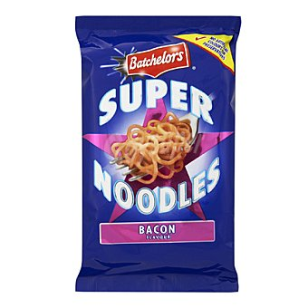 Batchelors Noodles - tallarines sabor bacon 100 g