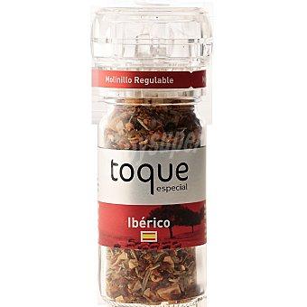 Toque Molinillo de especias estilo iberico envase 28 g Envase 28 g