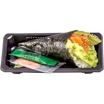 SUSHITAKE Temimaki de salmón Bandeja 118 g