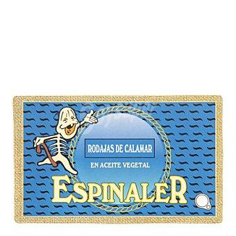 Conservas Espinaler Rodajas de calamar 65 g
