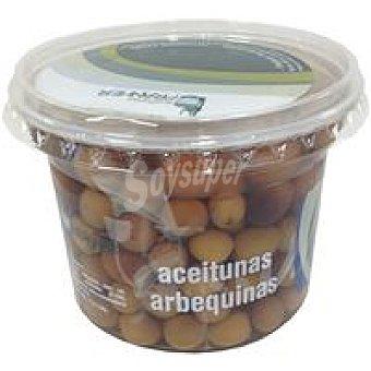 FRANHER Aceitunas arbequinas Tarrina 300 g