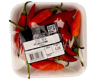 Banfruit Chile Rojo 100g