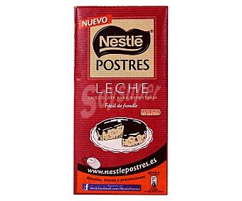 Nestlé postres Chocolate con leche para postres Tableta 170 gr