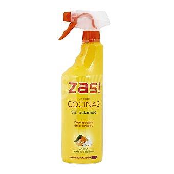 Kh-7 Zas Limpiador multiusos Cocinas perfume limón 750 ml