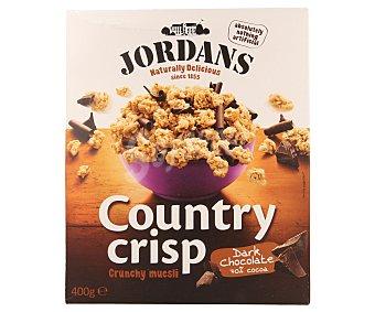 Jordans Cereales de Desayuno con Chocolate Country Crisp Caja 400 g