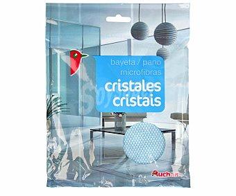 Auchan Bayeta Microfibra Cristales 1 Unidad