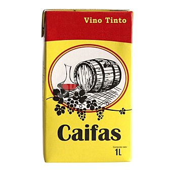 Caifas Vino tinto 1 l
