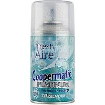FRESH AIRE Ambientador flor agua cooper. platinium Spray 335 ml