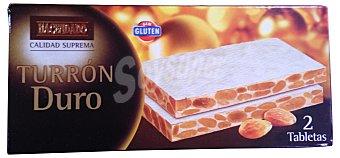 Hacendado Turron duro Pastilla 300 g