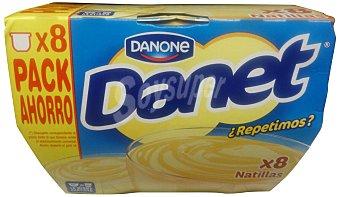 Danet Danone Natillas de vainilla Danone 2 unidades de 130 g