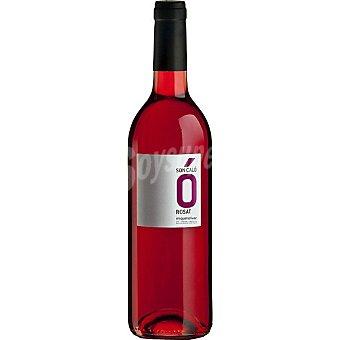 Celler son calo Vino rosado DO Pla i Llevant de Mallorca Botella 75 cl