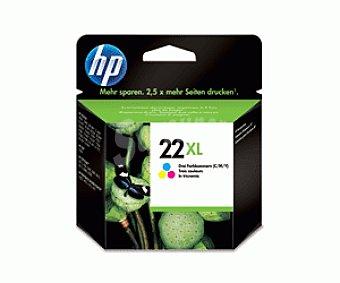 HP Cartuchos de Tinta Color N22XL 1 Unidad