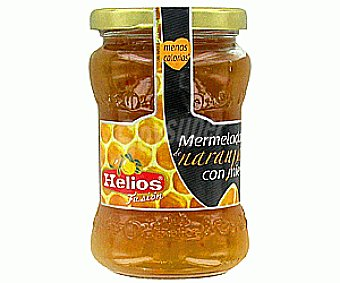 Helios Mermelada de naranja con miel Tarro 340 g