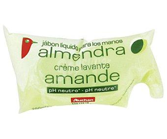 Auchan Recambio Jabón Manos Almendra Dulce 250ml
