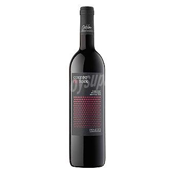 Comte de Foix Vino tinto barrica 2012 D.O. Penedés Cabernet Sauvignon 75 cl