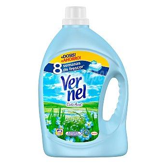 Vernel Suavizante Concentrado Cielo Azul Botella 110 lav