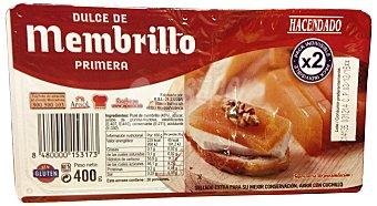 HACENDADO Membrillo (dulce de membrillo) Tarrina de 400 g