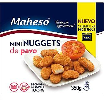 Maheso Mini nuggets de pavo Estuche 350 g
