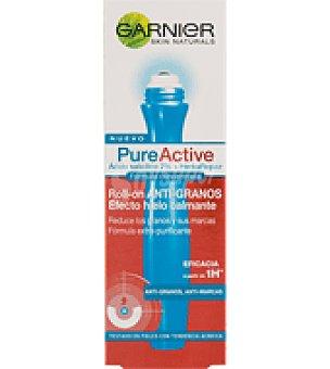 Garnier Pure Active Anti-Granos Efecto Hielo Calmante 100 ml