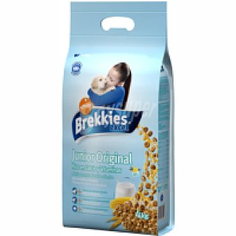 Brekkies Affinity  Alimento de cal.-vit. para cachorro 4 k