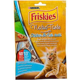 Purina Friskies Naturtaste de sushi-pollo para gato Pack 1 unid