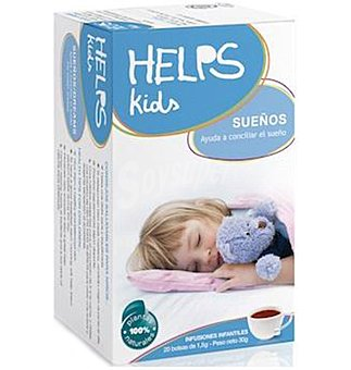 Sweet Infusiones helps kids dreams 20 UNI