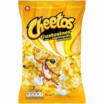 Cheetos Gustosines de mantequilla Bolsa 81 g