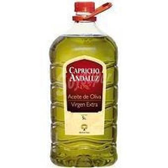 Capricho Andaluz Aceite de oliva virgen extra Garrafa 5 litros