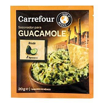 Carrefour Sazonador para guacamole 20 g