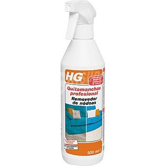 HG Quitamanchas profesional de alfombras y moquetas pistola 500 ml