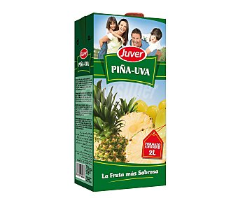 Juver Néctar de piña con azúcar 2 l