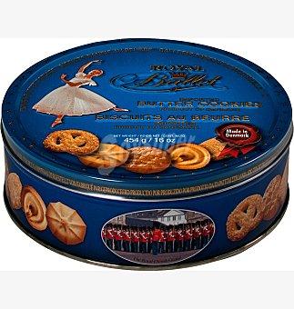 Butter Cookies Galletas danesa Lata 454 grs