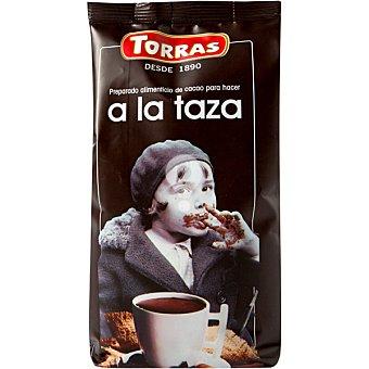 Chocolate para hacer a la taza