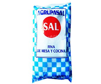 AGRUPASAL Sal fina 1 kg