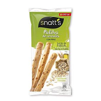 GREFUSA SNATT'S Palitos de trigo con pipas 62 g