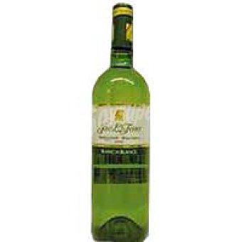 Franja Roja Vino Blanco Botella 75 cl