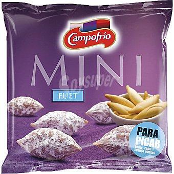 CAMPOFRIO mini bolitas de fuet envase 40 g