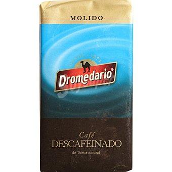 Dromedario Café descafeinado molido de tueste natural Paquete 250 g