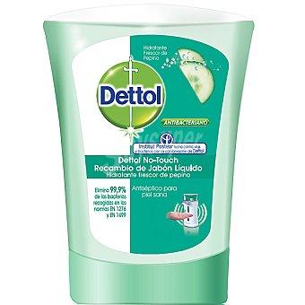 Dettol Jabon de Manos antibacteriano Recambio Pepino 1 ud