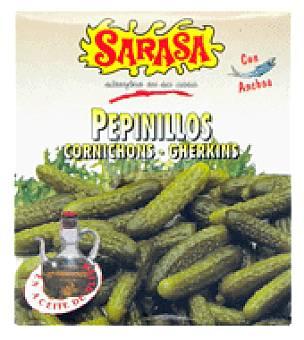Sarasa Pepinillos anchoados lata 115 g