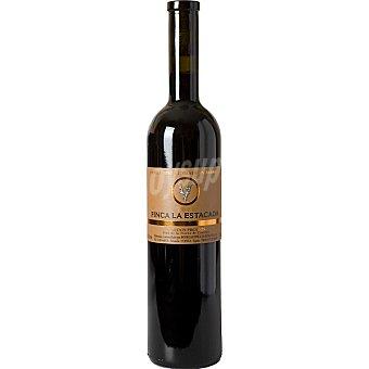 FINCA LA ESTACADA vino tinto 12 meses en barrica de Castilla-La Mancha botella 75 cl