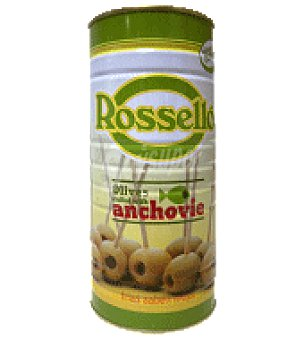 Roselló Aceituna rellena anchoa 600 g