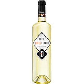 Cuatro Rayas Dolce Bianco, semidulce de Aguja Botella 75 cl