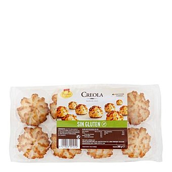 Popples Pastas de coco Creola - Sin Gluten 300 g