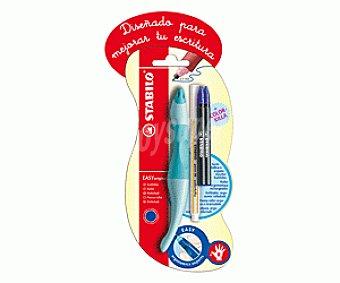 STABILO EASY DIESTROS Roller + 2 Recargas + Borrador Roller 2 rcbs+borrd 1u