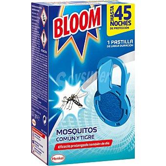 Bloom Insecticida volador electrico antimosquitos comun y tigre recambio