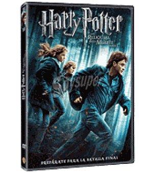 Harry y las reliquias de la muerte dvd